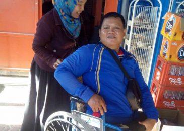 Nyaris Ditonjok Penyandang Disabilitas