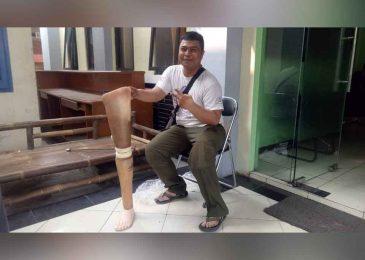 Deni Jakarta : Hidup Harus Dihadapi dan Dijalani, Jangan Dipikirkan Saja!